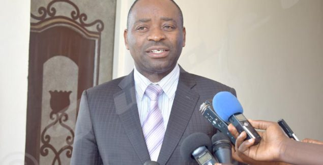 """Mr. Rurimunzu Déogratias """"The number subscribers to internet increased with the introduction of 3G"""""""