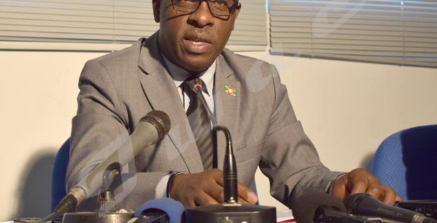 """Nestor Bankumukunzi: """"The Ministry of Communication plans to set up a technical commission that will indicate the coverage roadmap to the referendum"""""""
