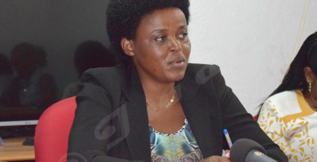 "Nahayo Isabelle: ""Burundi does not recognise the recent election of the EALA Speaker because the regulations governing the community were not respected."""