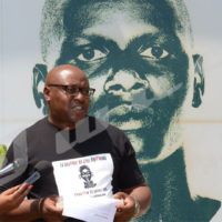 """Léandre Sikuyavuga: """"Who kidnapped our colleague and Why?"""""""