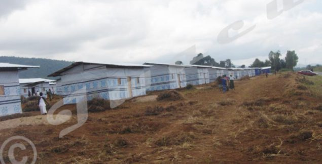 """Victims of floods in """"Mayengo"""" Site have been moved from """"Cashi"""" site in February 2018"""
