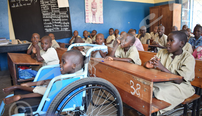 Journée internationale du handicap : L'Institut Saint Kizito, le bon Samaritain